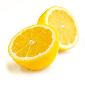 Lemons - healthiest foods in world