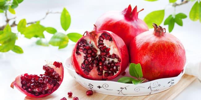 Health Benefits of Pomegranate Leaf