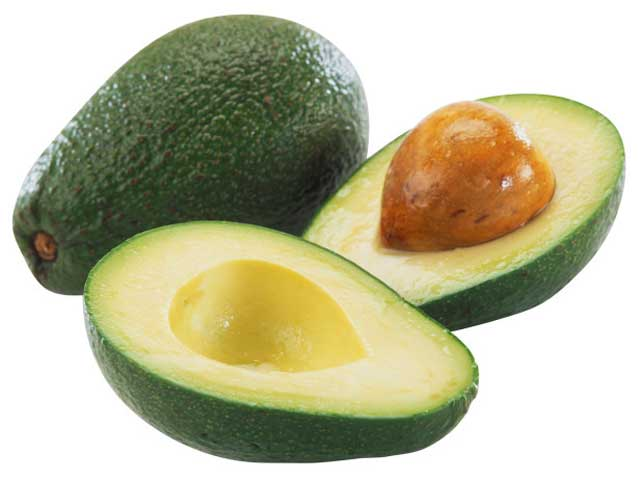 Avocado, foods should be avoided before exercise