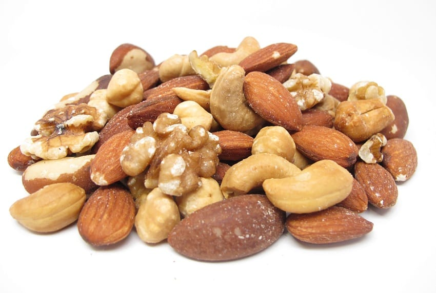 nuts for lowering blood sugar level