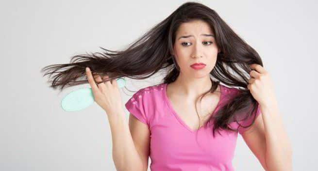Dandruff Side Effects, oily hair
