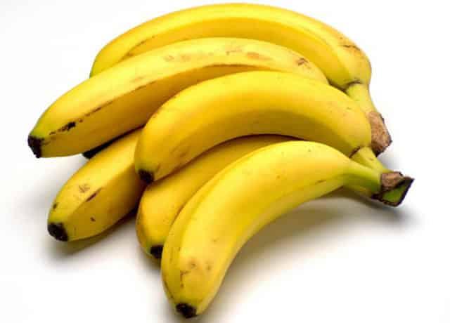 banana alkaline foods