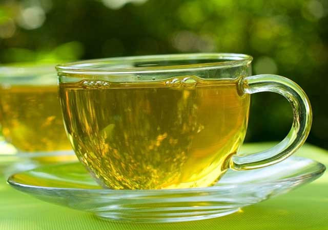 greentea for home remedy to treat allergies