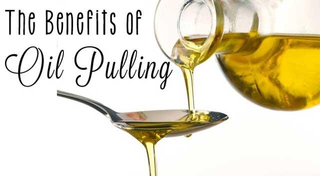 Oil pulling Ayurvedic Medicine
