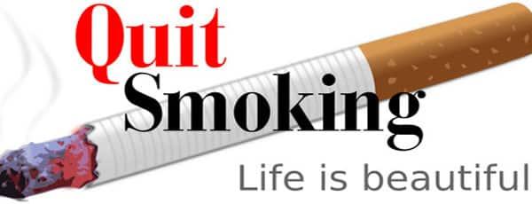 how to quit smoking, stop smoking naturally