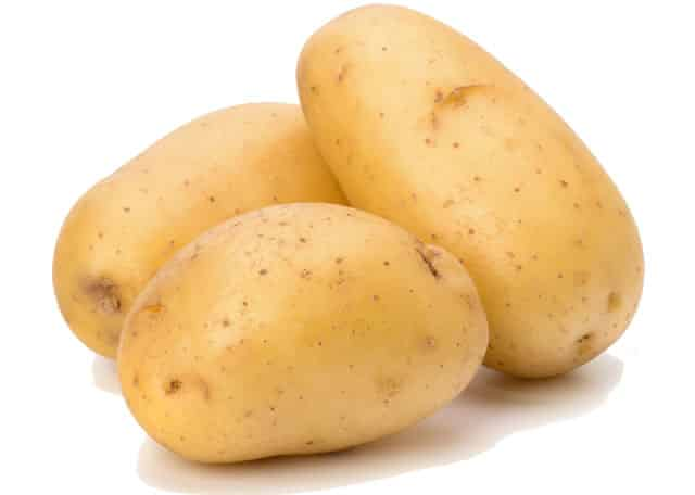 potato for gastritis