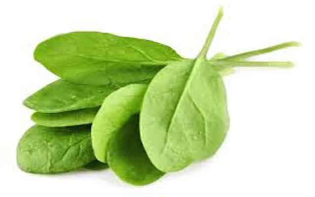 spinach Healthy Juice for Asthma