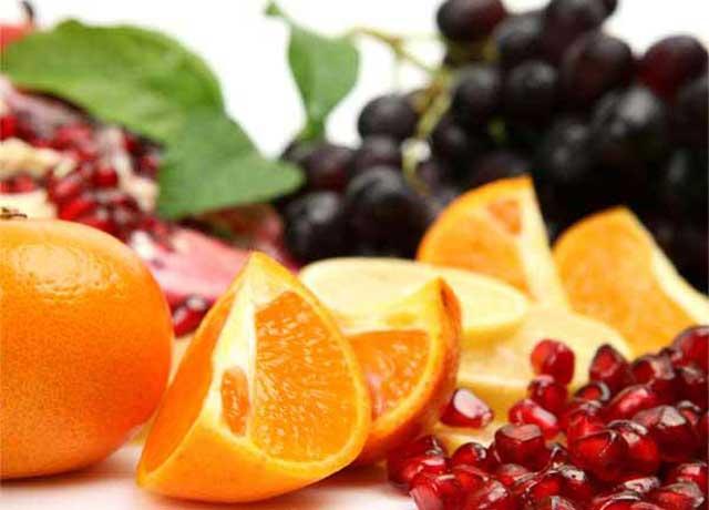 a bowl fruit