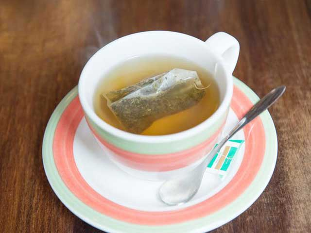 Increase Hair Growth Naturally with green tea