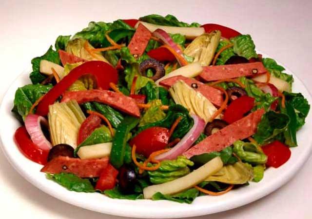 vegetable salads for preventing obesity