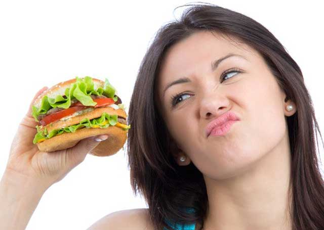 Worst Foods for Brain Health, burger