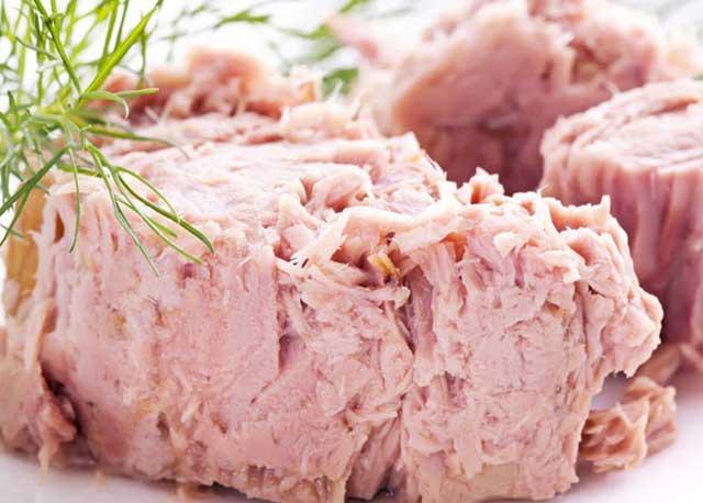 Worst Foods for Brain Health, tuna fish