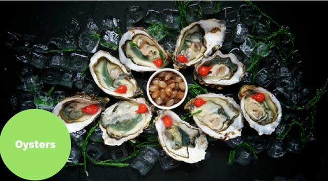 Oysters also Foods Highest In Iron