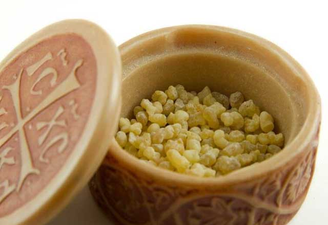 frankincense oil, essential oils for gout