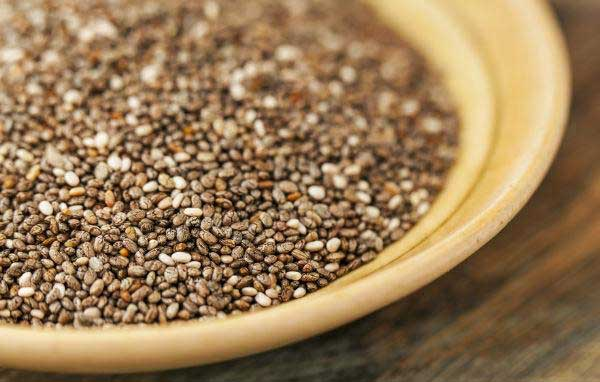 Chia Seed is Foods Help to Lower Calories