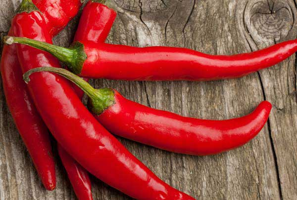 Chili is Foods Help to Lower Calories