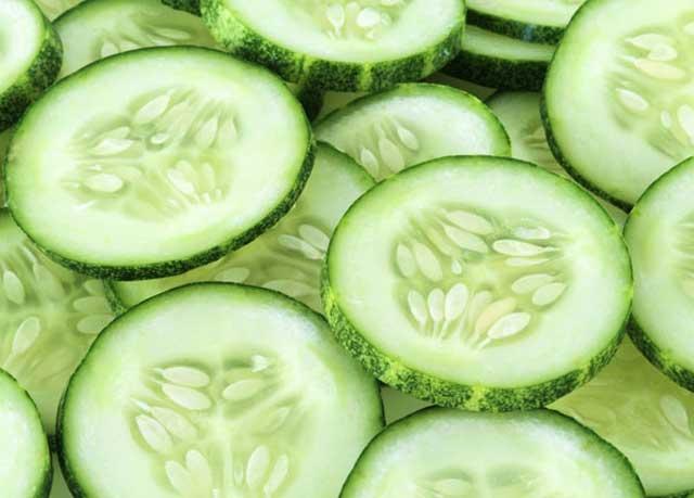 cucumbers slice Home Remedies To Keep Eyes