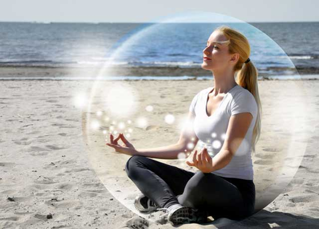 Meditation 10 minutes a day can increase your focus