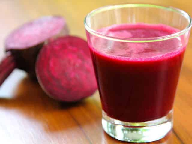 keep your liver healthy with beets