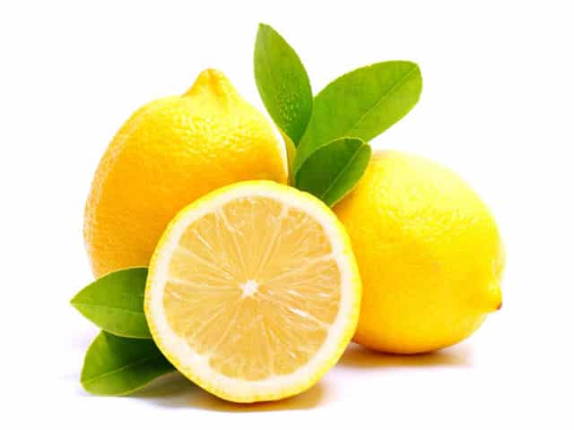 keep your liver healthy with lemon