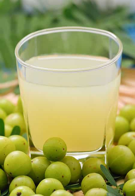 Gooseberry Juice for losing weight