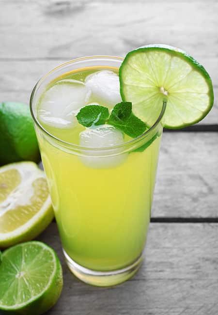 Lemon Juice recipe to lose weight