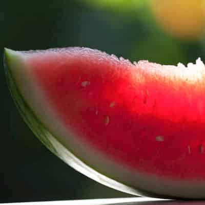 Melons dangerous foods in summer