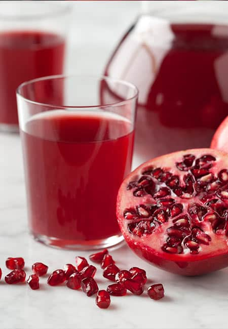 Pomegranate Juice for lose weight