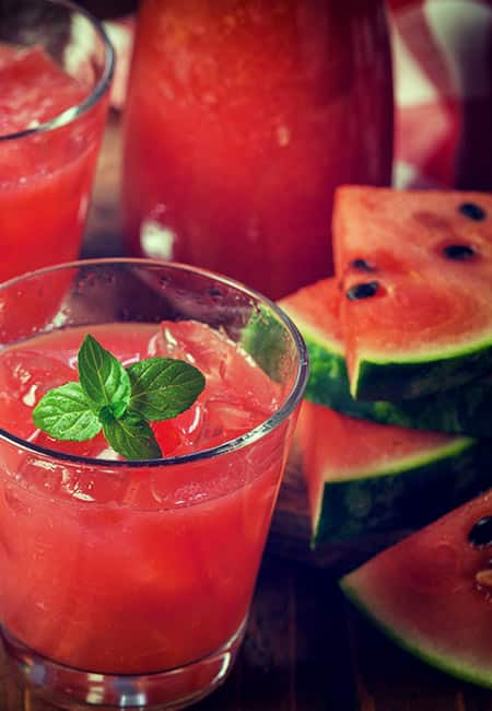 Watermelon Juice to lose weight