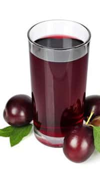 how many calories in a plum juice