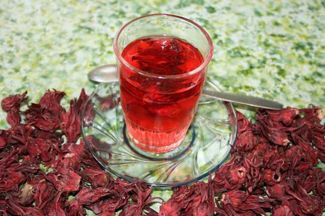 Rosella flower health benefits