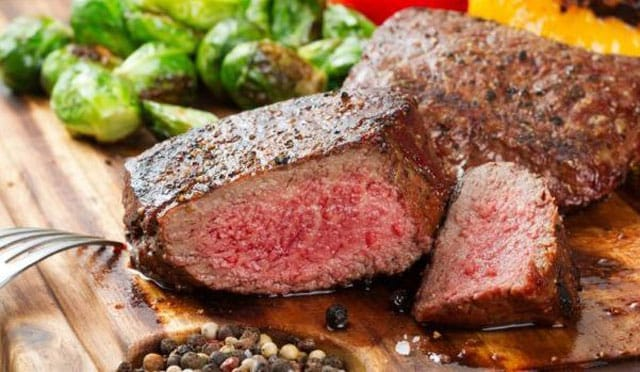 Foods High in Glutamine, meat