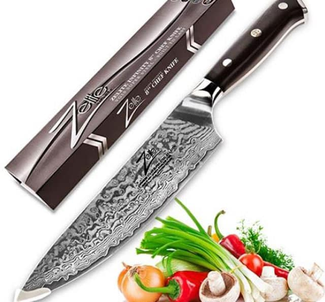 Zelite Infinity Chef's Knife