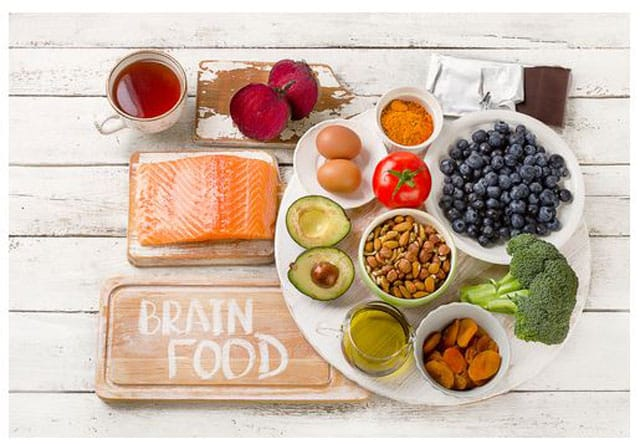 Healthy Foods Boost Your Brain Power