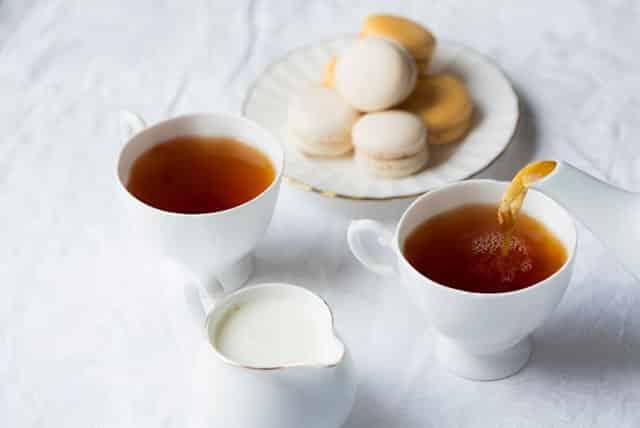 How to Make Milk Tea british