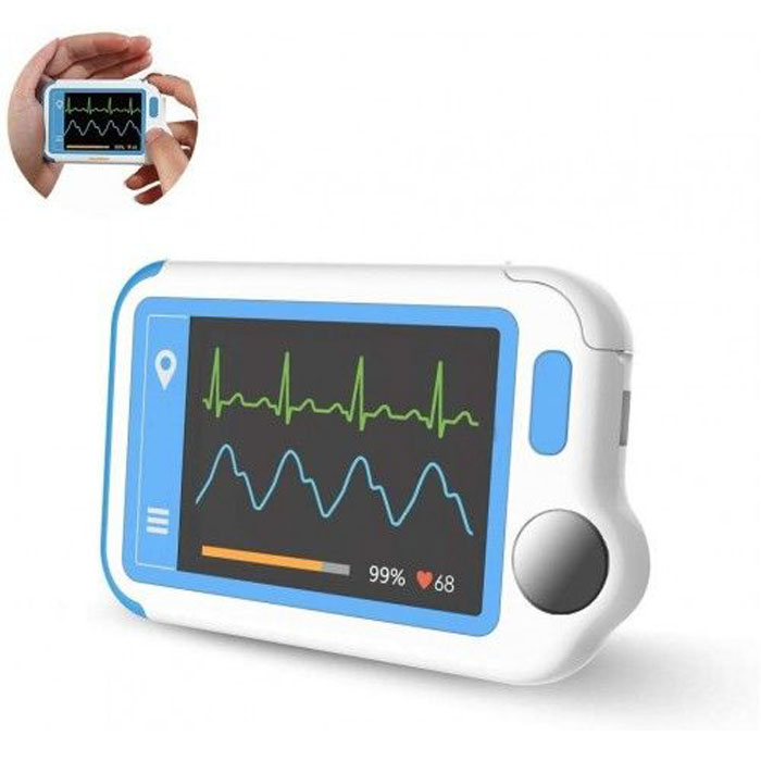 An ECG Monitor
