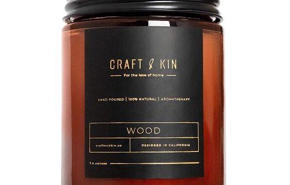 Craft & Kin Candle