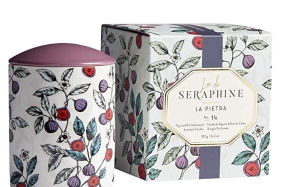 L'or de Seraphine Premium Scented Jar Candle