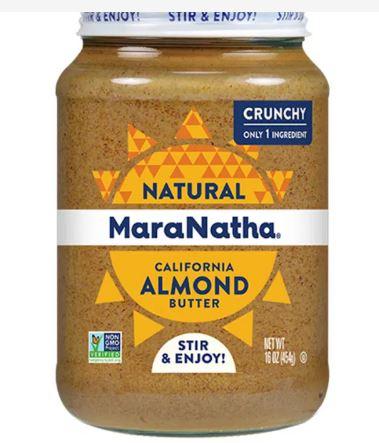MaraNatha Crunchy